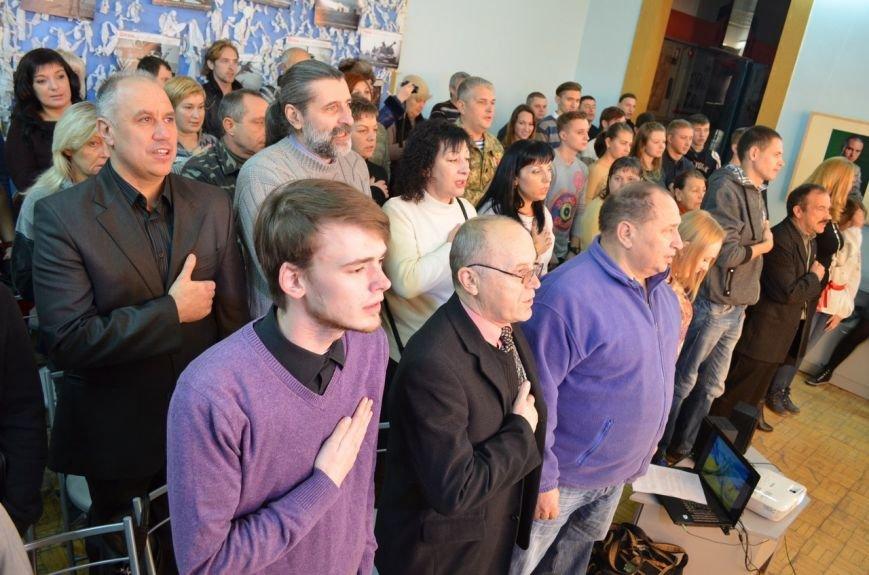 В краеведческом музее показали хроники Евромайдана (фото), фото-4