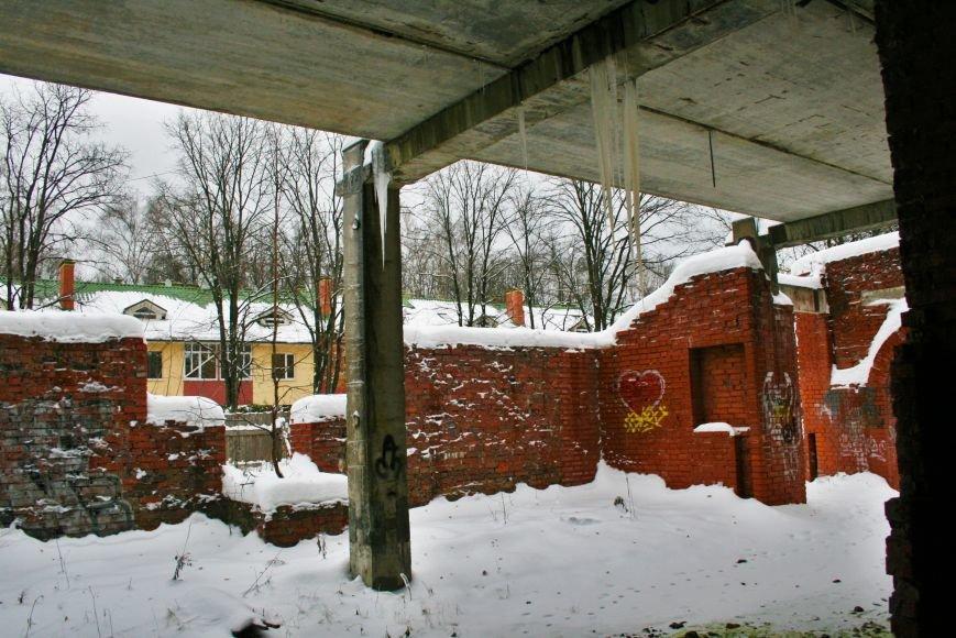 История «заброшки» на Школьной улице в Троицке, фото-1