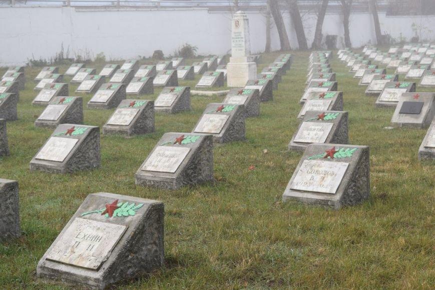 В Симферополе проводили в последний путь крымского солдата, погибшего 73 года назад под Ленинградом (ФОТО), фото-10
