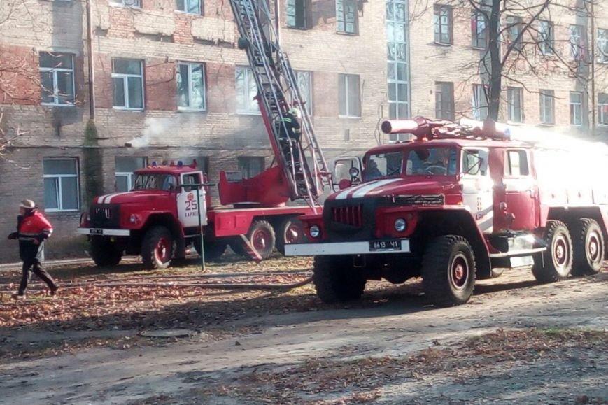 На ХТЗ пожар в многоэтажке: один человек спасен, двадцать пять эвакуировано (ФОТО), фото-1