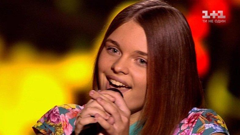 Еліна Іващенко з Броварів виступає на шоу «Голос. Діти 3», щоб здійснити мрію покійної мами (ВІДЕО, ФОТО), фото-3