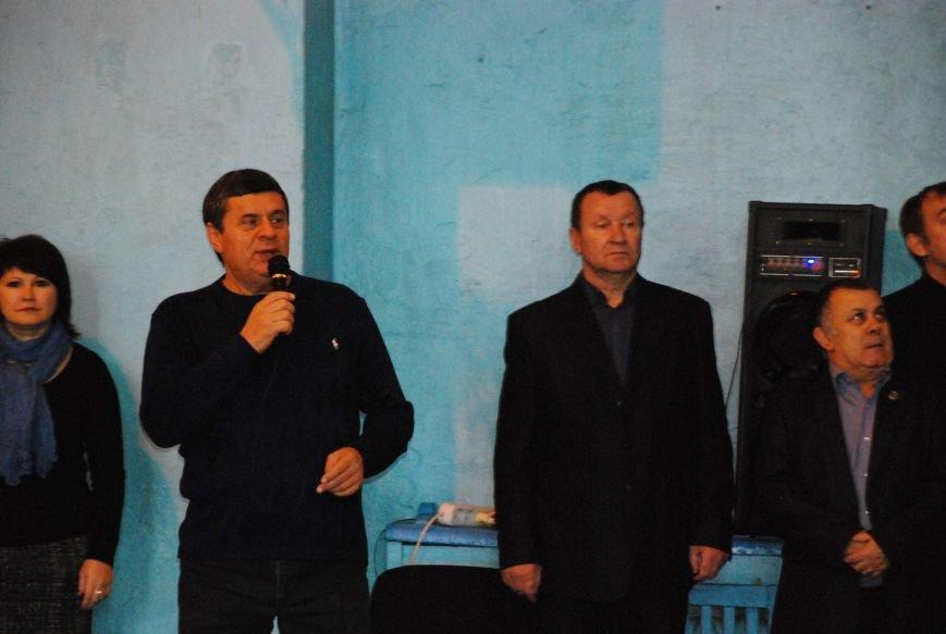 В Мелитополе соревновались лучшие борцы Украины, фото-2