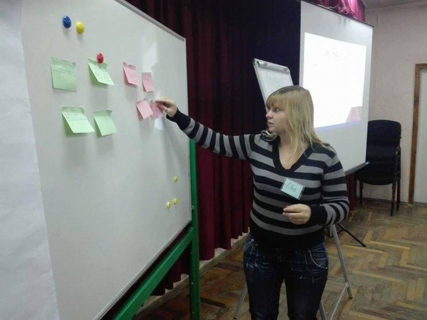 Мелитопольцев учили как противостоять коррупции, фото-4