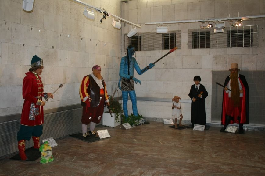 В Троицк привезли 36 восковых фигур из Санкт-Петербурга, фото-10