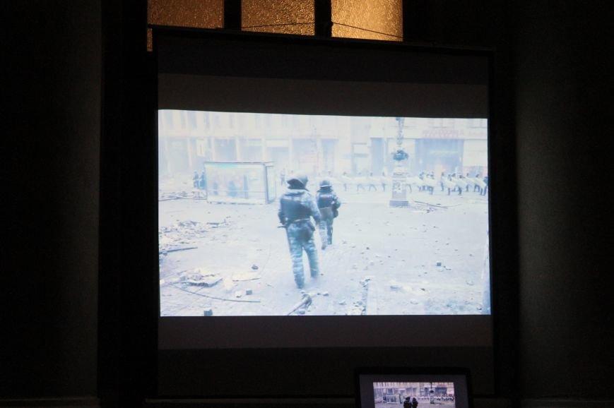 В Бахмуте отметили День Достоинства и Свободы, фото-10