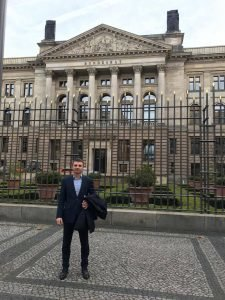 Председатель областного совета Глеб Пригунов представляет Днепропетровскую область зарубежом, фото-1