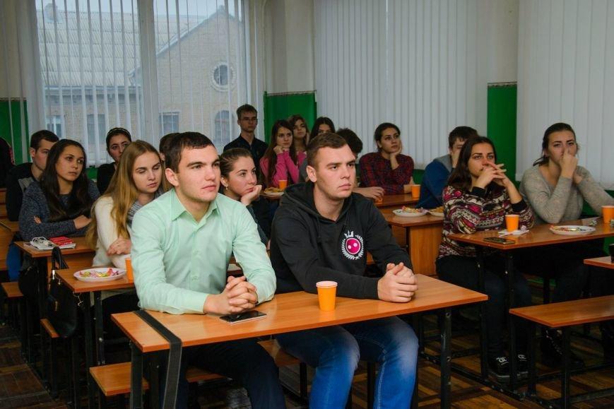 """Студенты ТГАТУ """"побились умами"""" с учениками лицея """"Творчество"""", фото-2"""