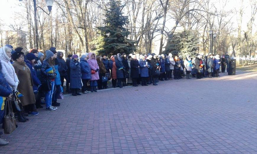 Авдеевка отметила День достоинства и свободы (ФОТО), фото-4