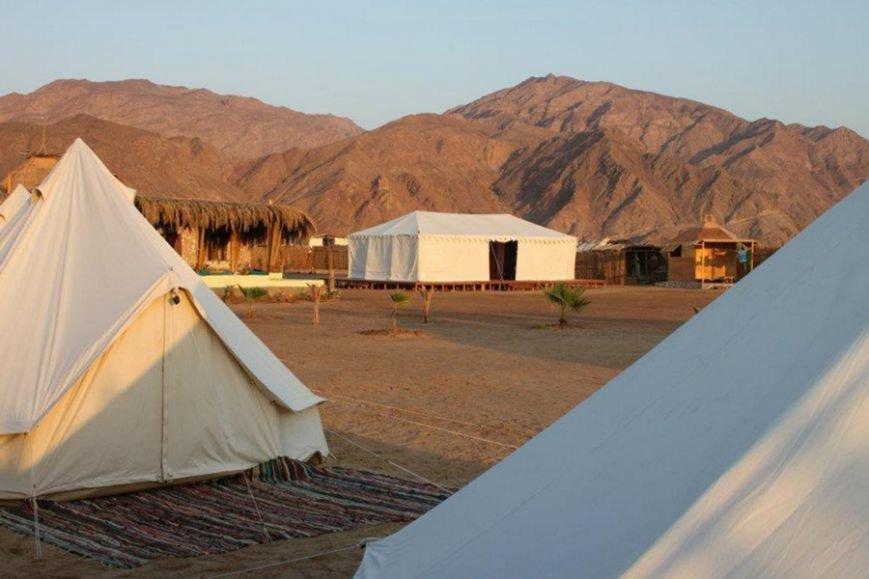 Автостоп, паромные переправы, каирское метро и можно ли спать в палатке в Египте туристу?, фото-3