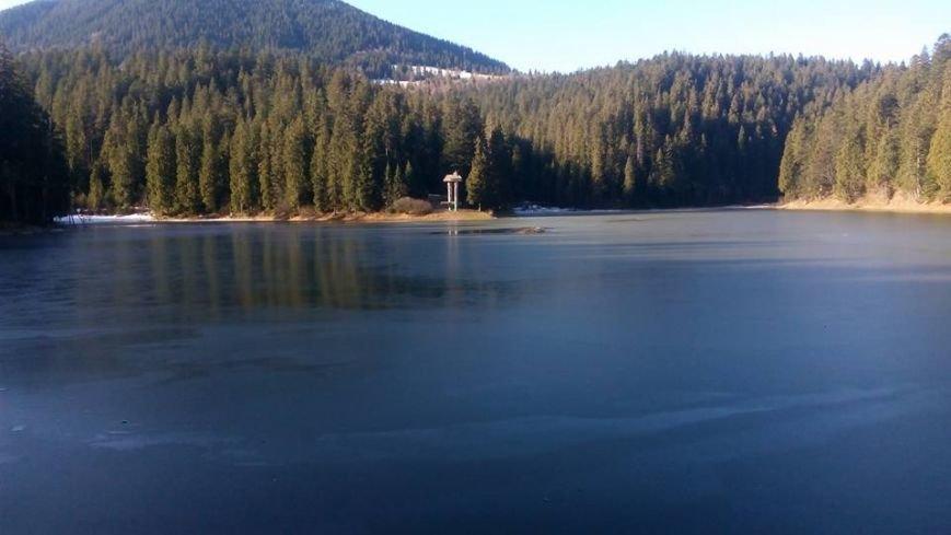Як Марцінків відзначає День народження: замість оперативної наради озеро Синевир (ФОТО), фото-3