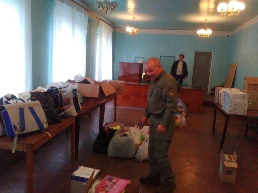 300 кілограмів гуманітарки доставили з Конотопа в Красногорівку, фото-1