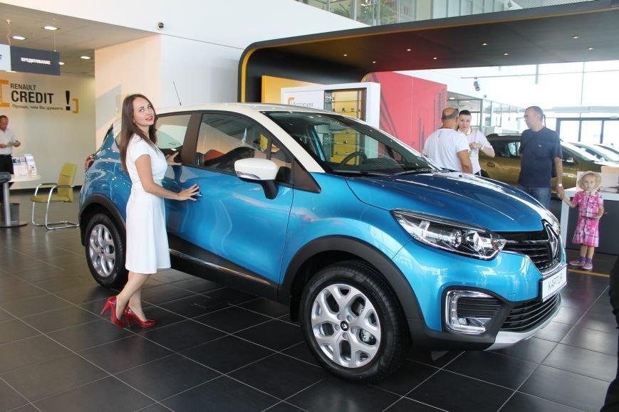 Renault Kaptur: выбери дизайн по душе, фото-3
