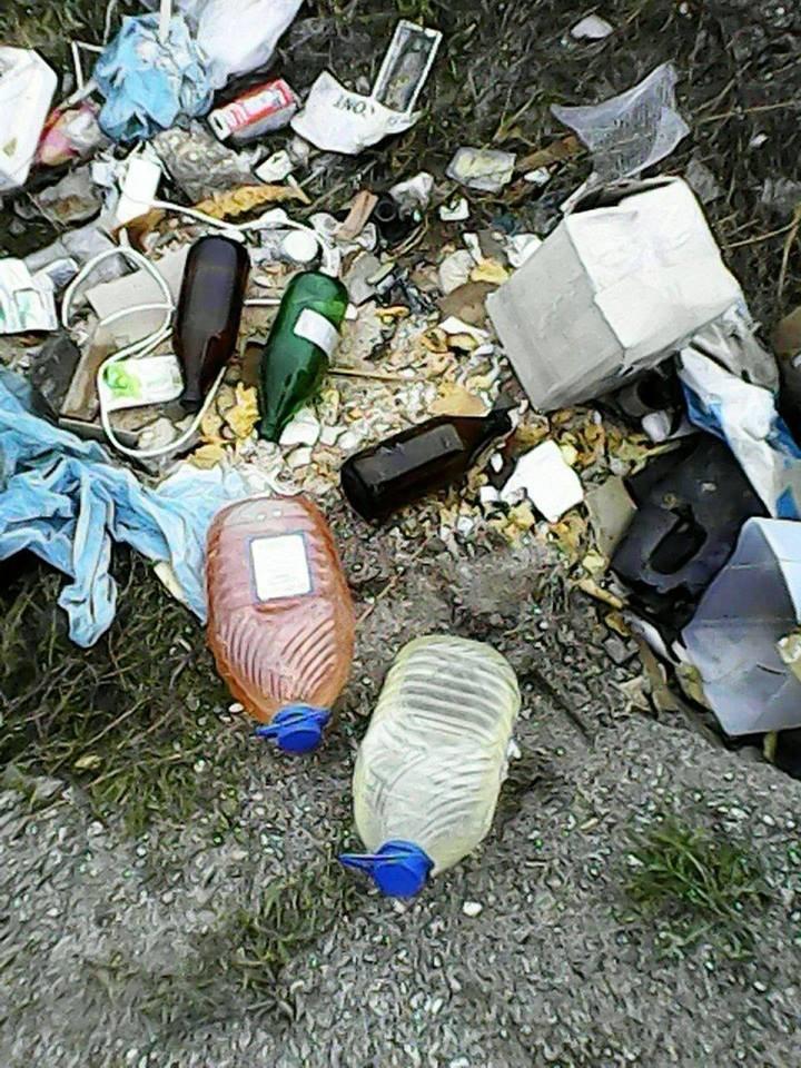 На николаевском пляже дети нашли бутыли с горючей смесью: один ребенок получил ожоги (ФОТО), фото-1