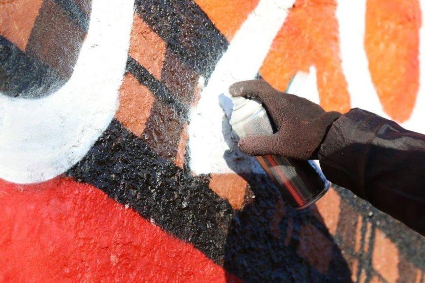 На заборе мариупольского меткомбината появится шедевр (ФОТО), фото-4
