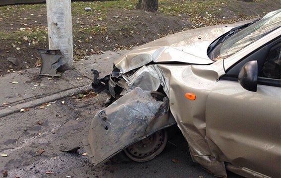 ВДнепропетровской области вДТП погибла мать двоих детей (ФОТО 18+)