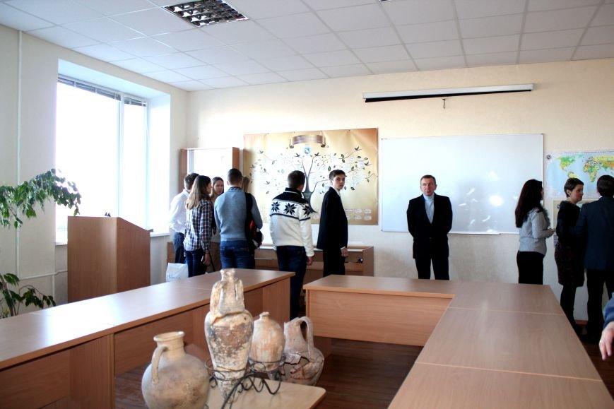 В Мариуполе открылся Музей истории и археологии МГУ (ФОТО), фото-7