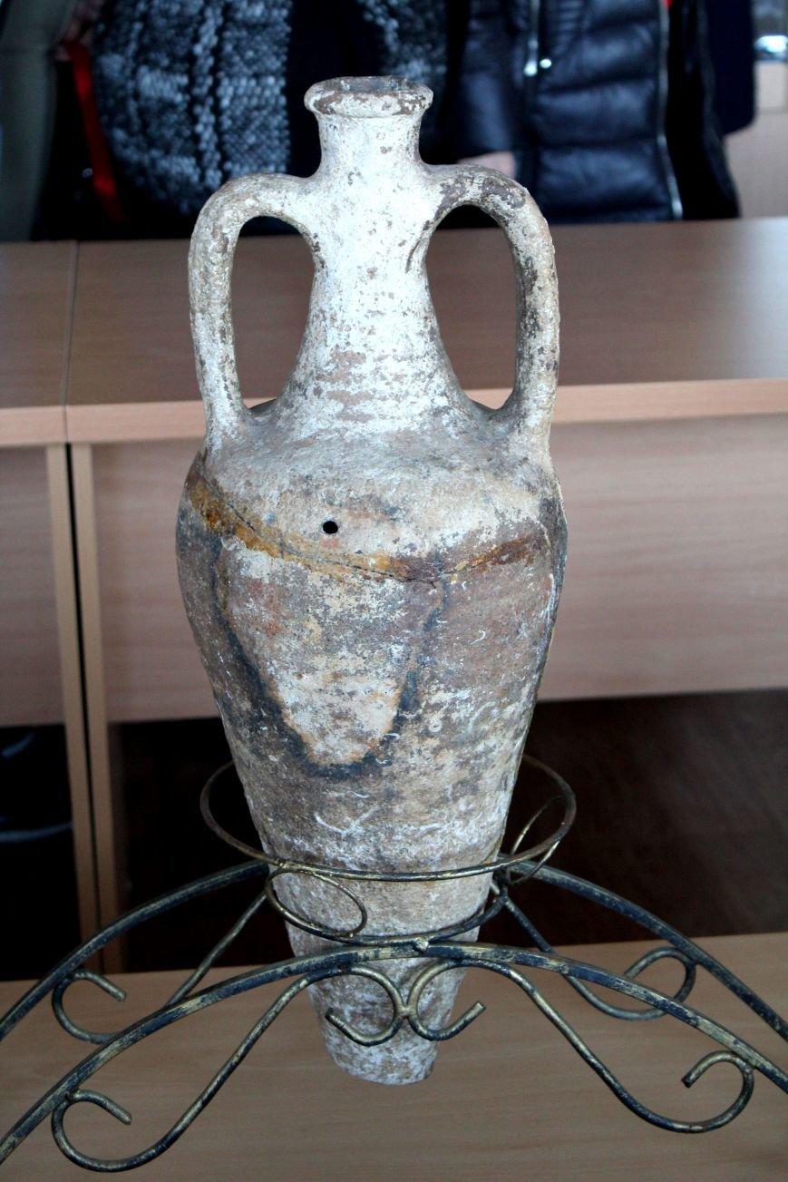 В Мариуполе открылся Музей истории и археологии МГУ (ФОТО), фото-9