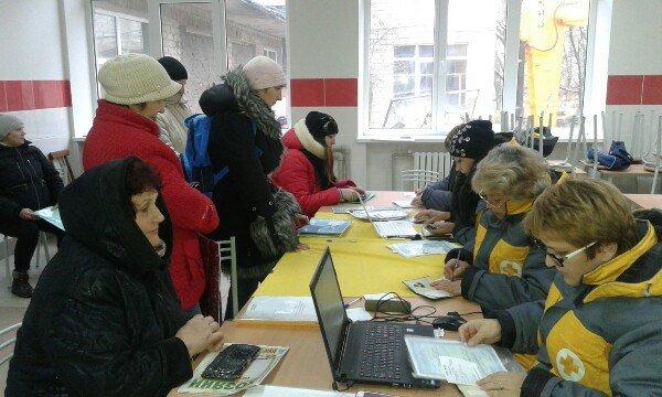 Гуманитарный штаб Рината Ахметова  продолжает помогать авдеевцам, фото-2