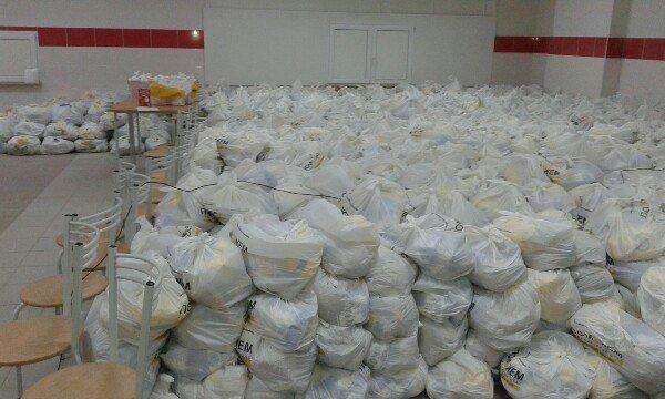 Гуманитарный штаб Рината Ахметова  продолжает помогать авдеевцам, фото-1