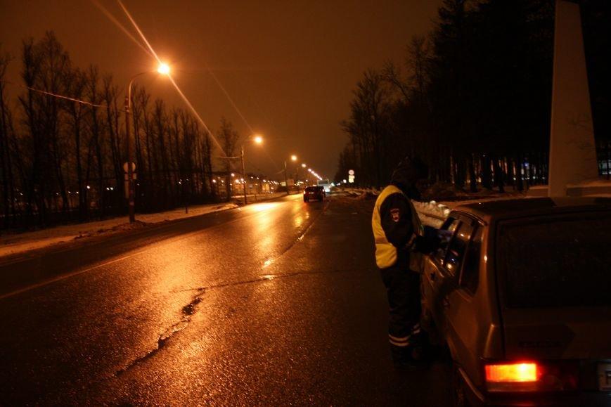 Сотрудники Пушкинской Госавтоинспекции провели рейд «Нетрезвый водитель», фото-2