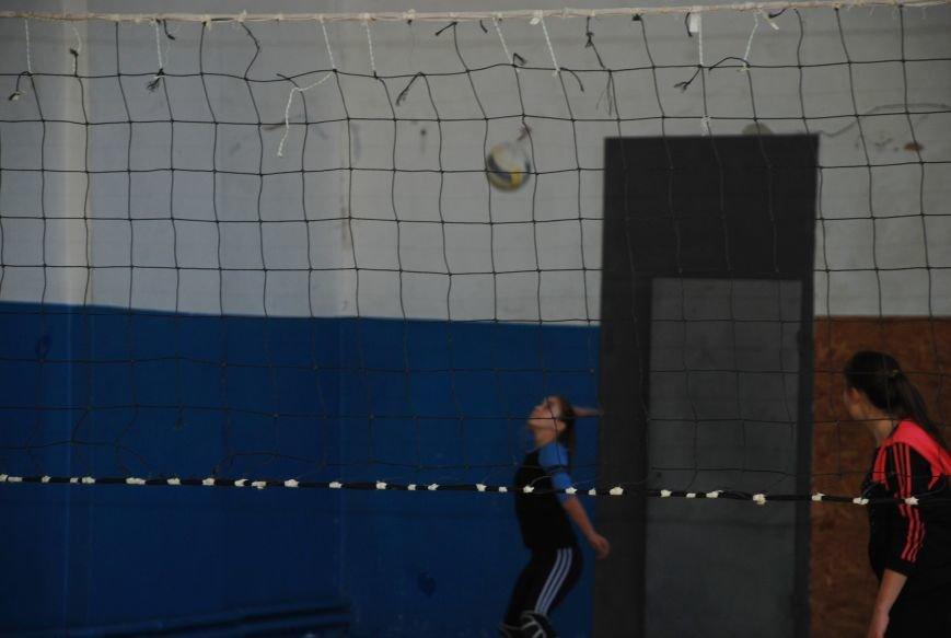Студентки МГПУ померялись силами в волейболе (фото), фото-2