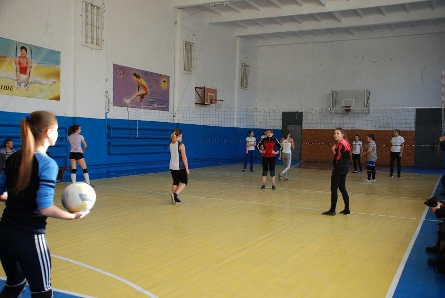 Студентки МГПУ померялись силами в волейболе (фото), фото-1
