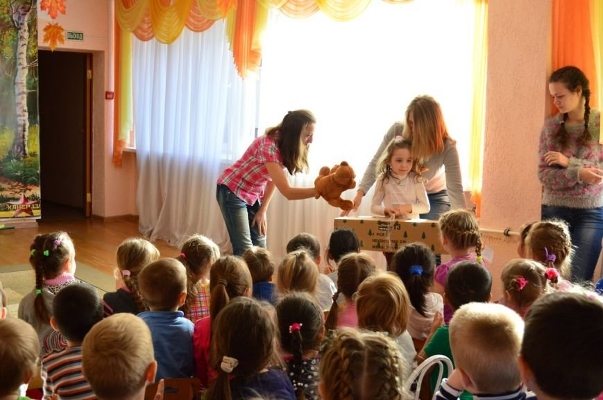 Ростовский детский сад получил подарки за сбор макулатуры, фото-1