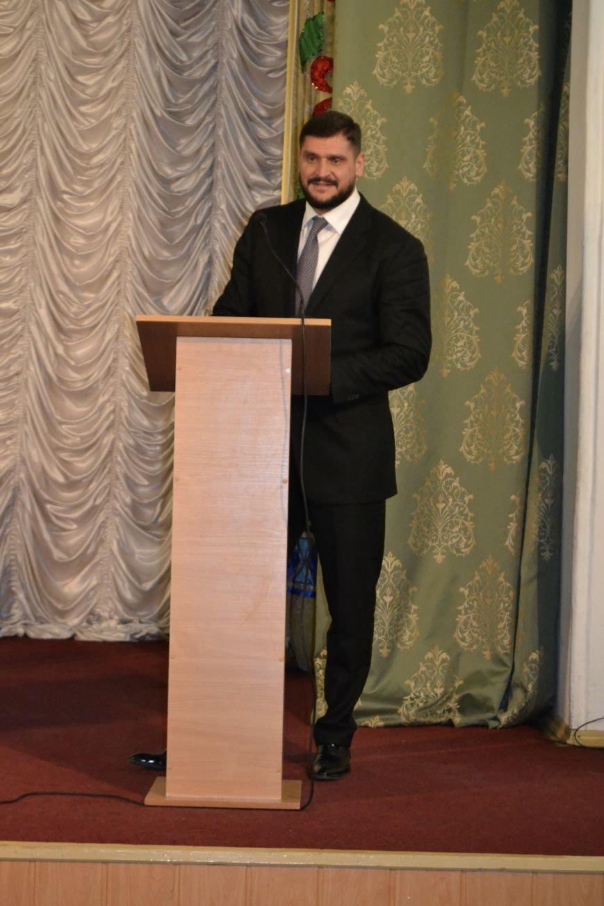 Губернатор Савченко посетил аграрный университет (ФОТО), фото-1