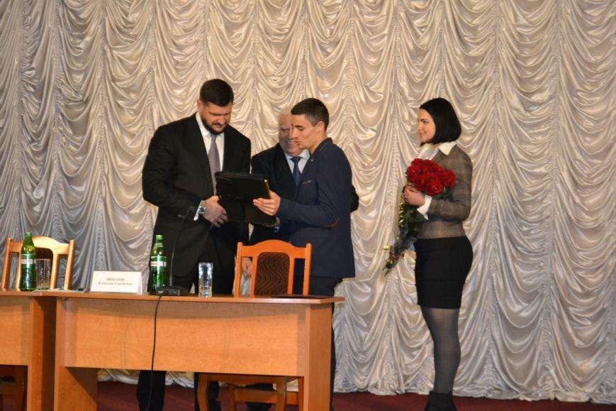 Губернатор Савченко посетил аграрный университет (ФОТО), фото-2