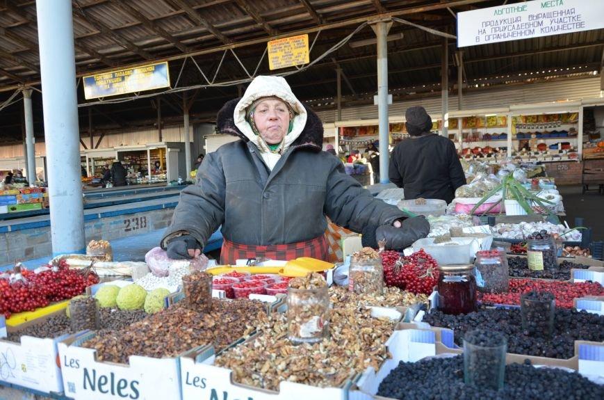 Как живет Центральный рынок Мариуполя (ФОТО+ВИДЕО), фото-19