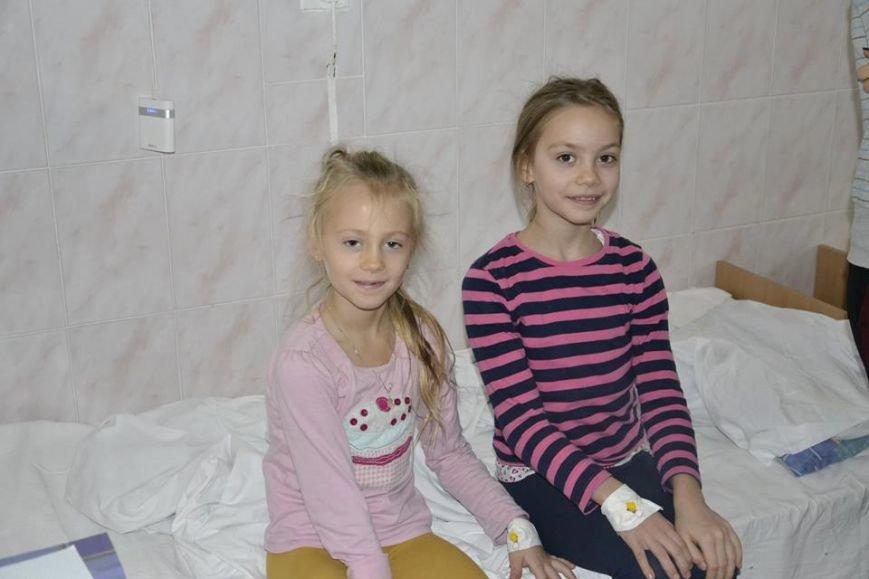 Мер Броварів разом із губернатором Київщини відвідали у лікарні дітей, які отруїлися (ФОТО), фото-2