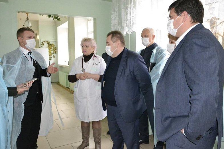 Мер Броварів разом із губернатором Київщини відвідали у лікарні дітей, які отруїлися (ФОТО), фото-5