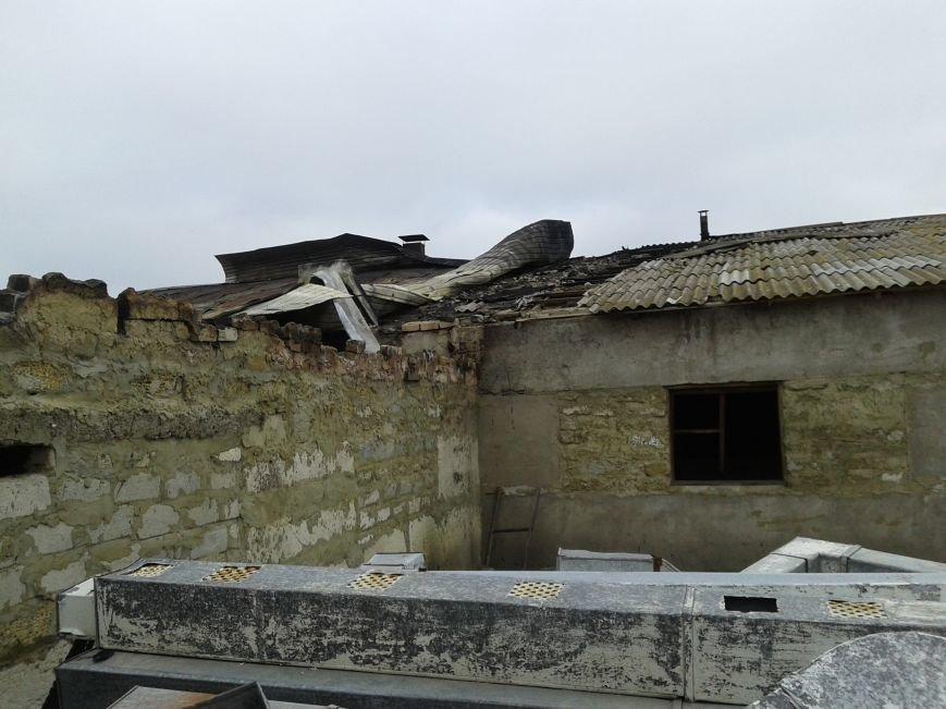 Ущерб от пожара в частном цеху оценивается в несколько сот тысяч гривен (фото), фото-3