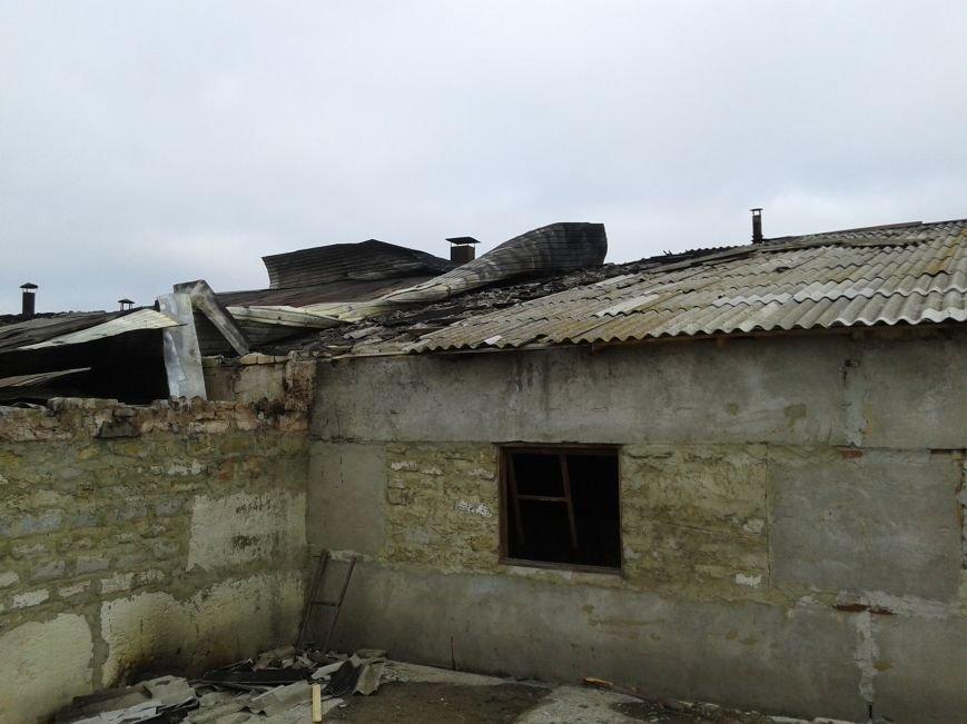 Ущерб от пожара в частном цеху оценивается в несколько сот тысяч гривен (фото), фото-2