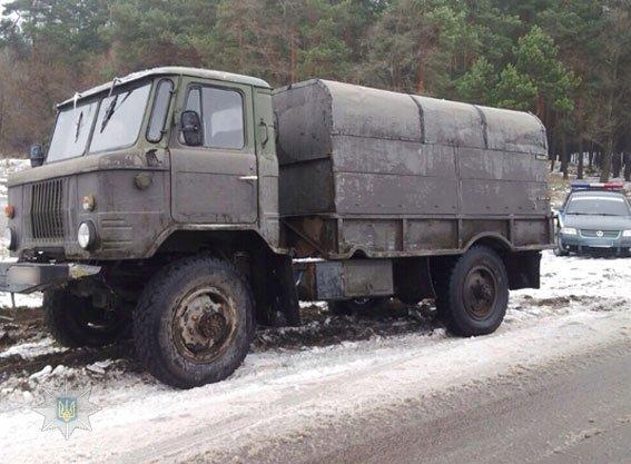 На Сумщине полицейские задержали грузовики с древесиной и спиртом без соответствующих документов (ФОТО), фото-4