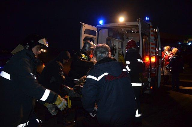 Під Миколаєвом у ДТП загинуло двоє кам'янчан, фото-1