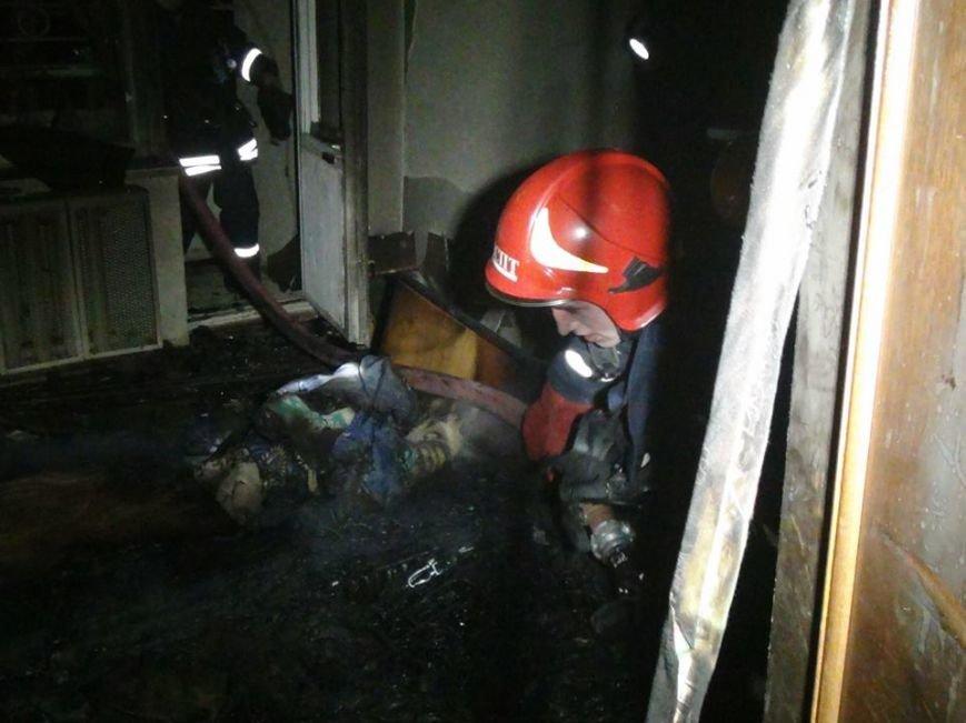 Наслідки вчорашньої пожежі у франківській багатоповерхівці (ФОТО), фото-6