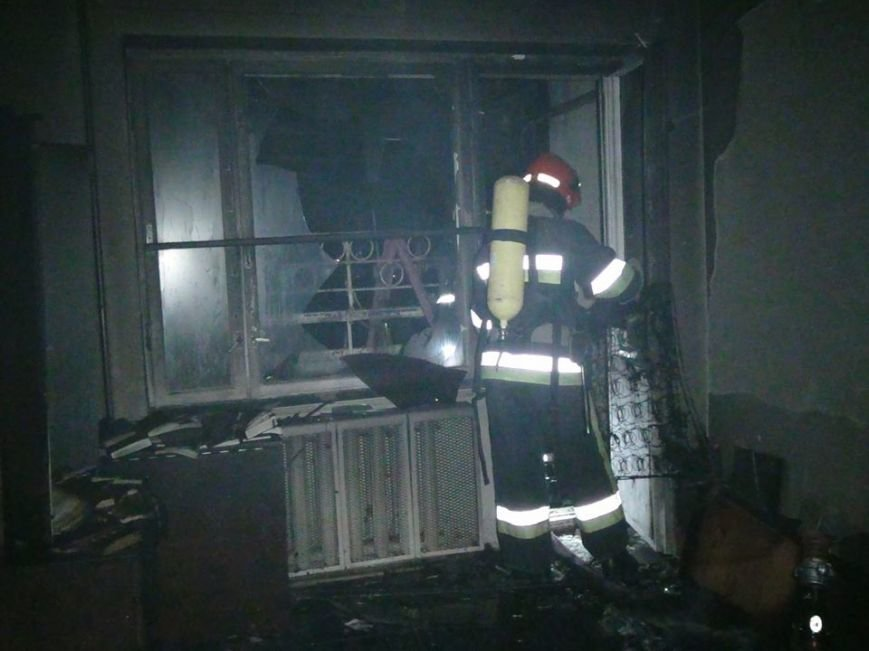 Наслідки вчорашньої пожежі у франківській багатоповерхівці (ФОТО), фото-7