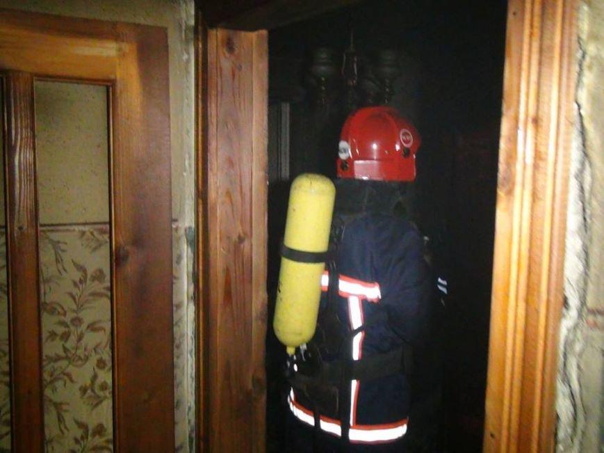 Наслідки вчорашньої пожежі у франківській багатоповерхівці (ФОТО), фото-4