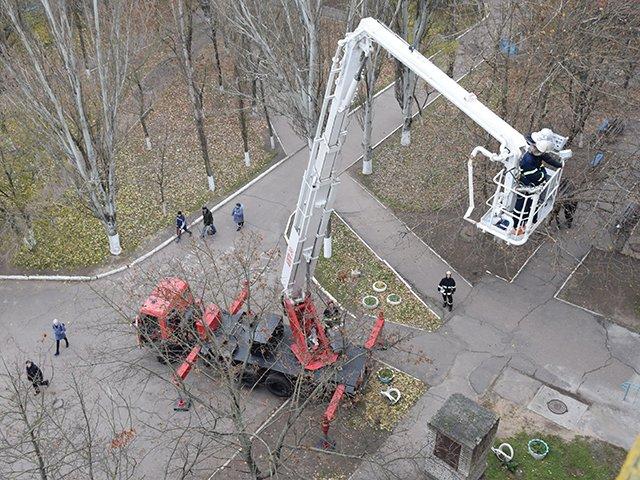 Николаевские спасатели провели тактико-специальные учения на базе Витовской больницы (ФОТО), фото-4