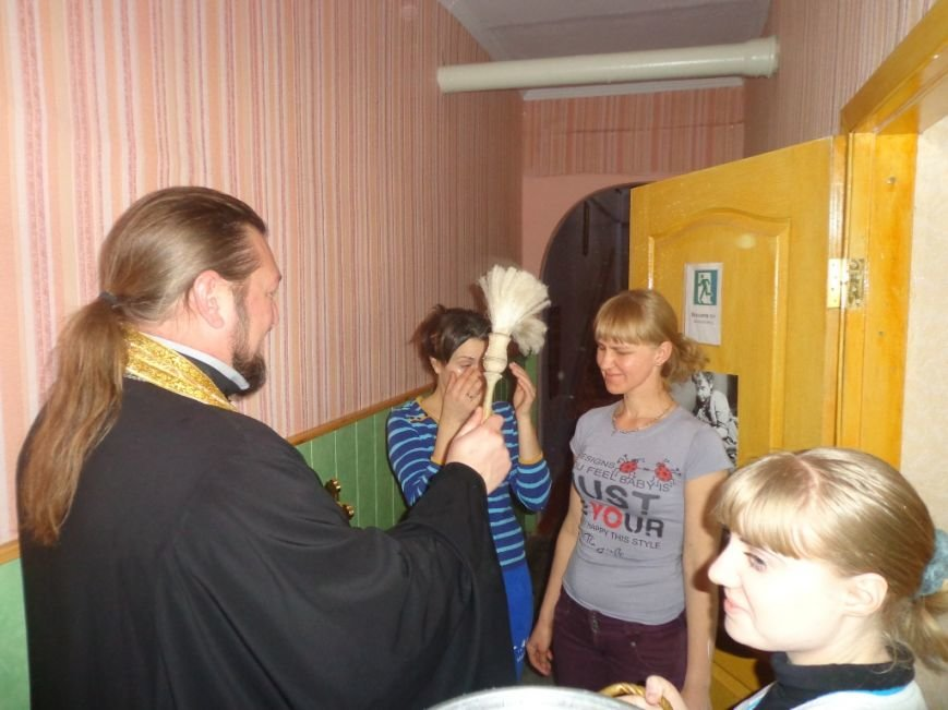 "В Мелитополе освятили ""проблемный"" детский сад, фото-1"