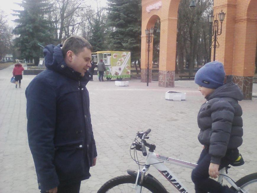 У Новограді-Волинському відбулася акція представників GIZ з проблем енергоефективності та впровадження енергозберігаючих технологій (ФОТО), фото-1