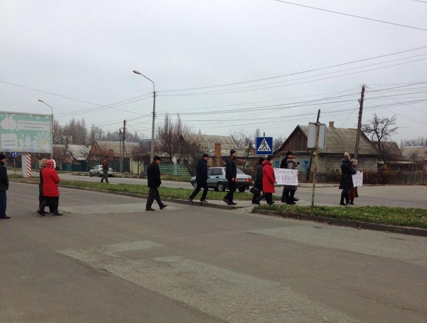 Персонал Никопольской станции скорой помощи продолжает отстаивать своё здание (фото), фото-6