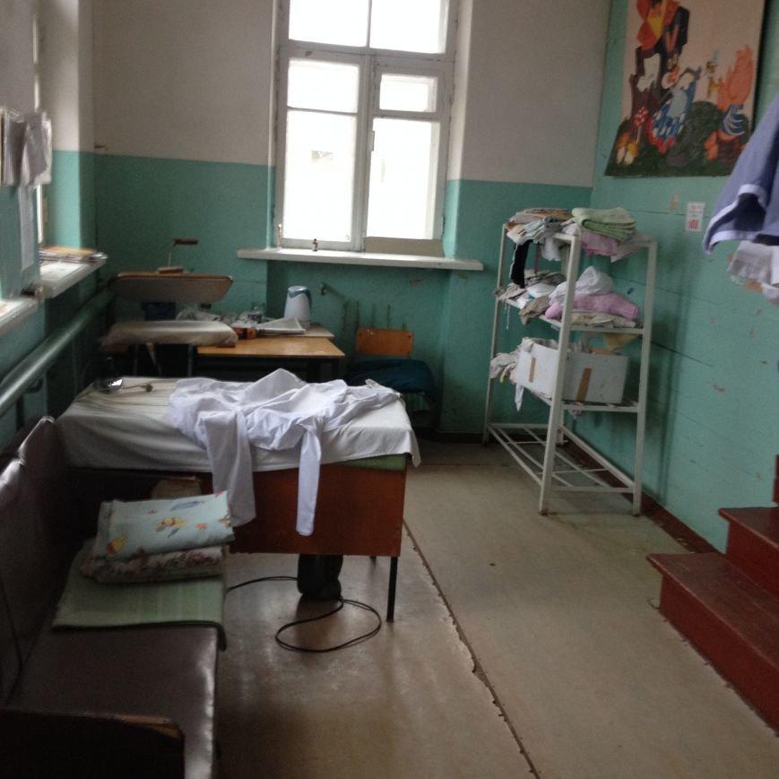 Вот, как выглядит одно из помещений, куда предполагается разместить часть сотрудников Никопольской скорой (фотофакт), фото-3