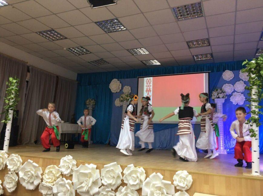 В ялтинской МКОУ СШ №1 прошел ежегодный этнографический фестиваль «Крым единый, неделимый, многонациональный», фото-7