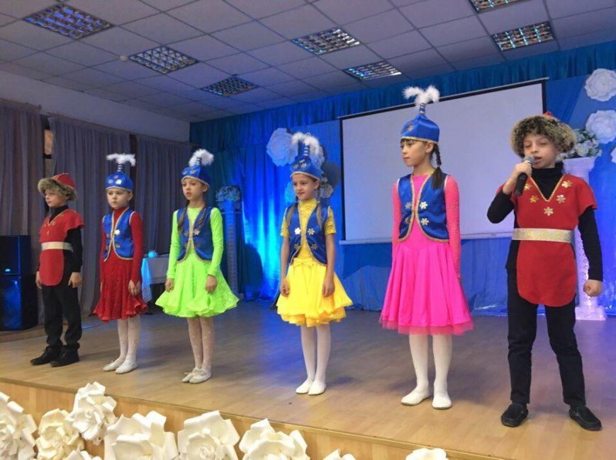 В ялтинской МКОУ СШ №1 прошел ежегодный этнографический фестиваль «Крым единый, неделимый, многонациональный», фото-6