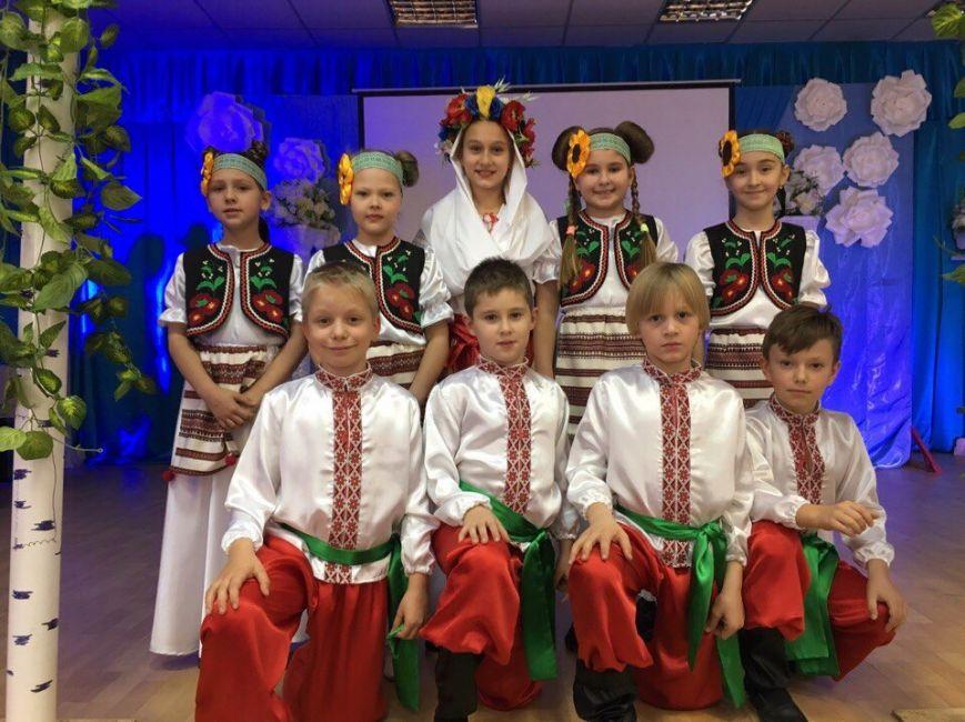 В ялтинской МКОУ СШ №1 прошел ежегодный этнографический фестиваль «Крым единый, неделимый, многонациональный», фото-8