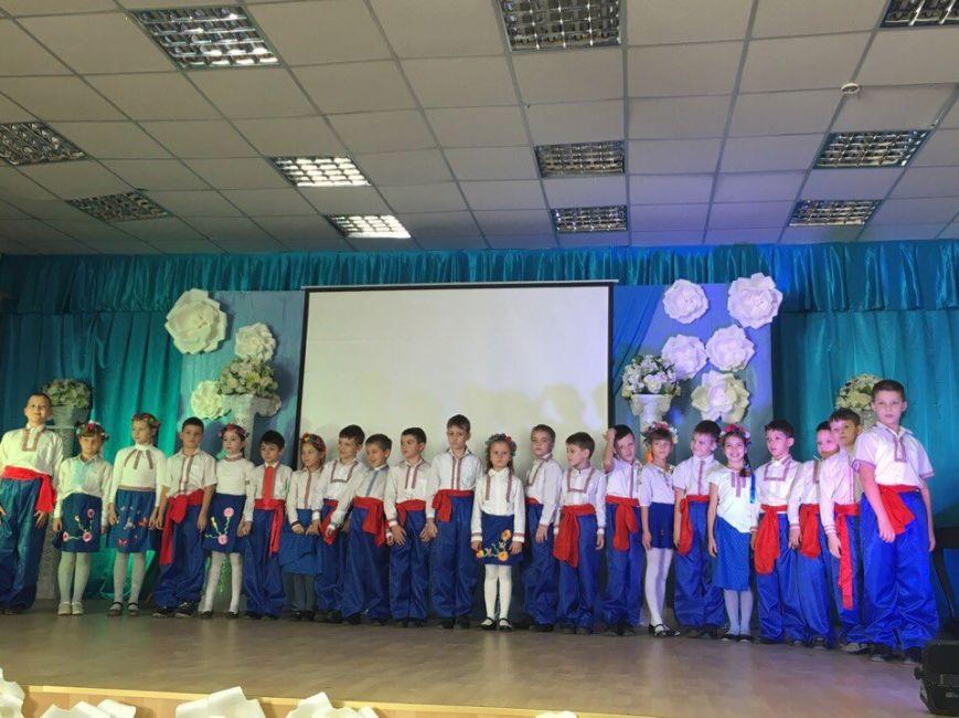 В ялтинской МКОУ СШ №1 прошел ежегодный этнографический фестиваль «Крым единый, неделимый, многонациональный», фото-2