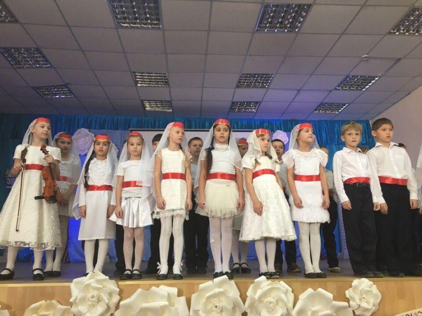 В ялтинской МКОУ СШ №1 прошел ежегодный этнографический фестиваль «Крым единый, неделимый, многонациональный», фото-4