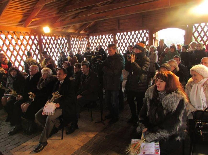 У Новограді-Волинському відбулось відкриття еколого-натуралістичного парку, фото-6